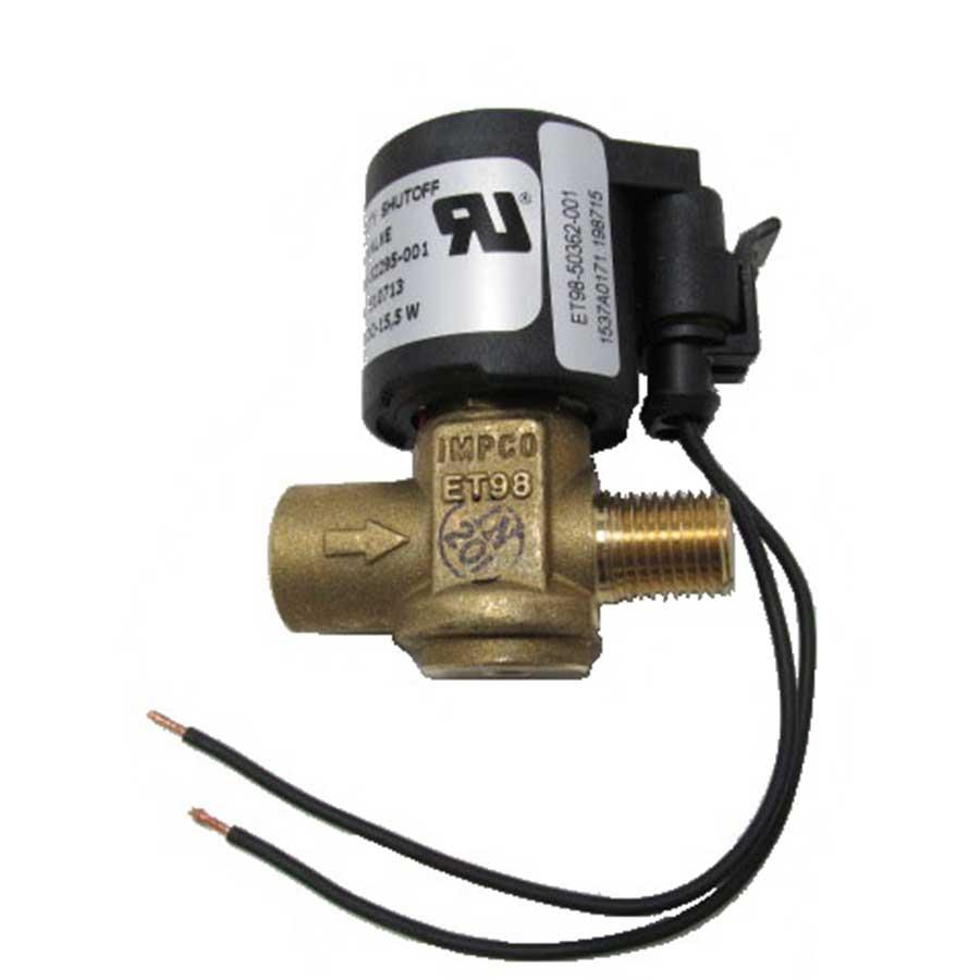 IMPCO ET98 Electronic Safety Shutoff Solenoid impco et98 50362 001 shut off solenoid carb & turbo