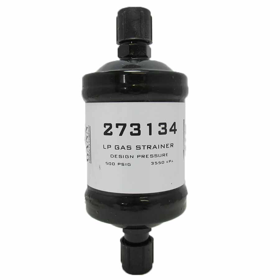 273134 In-Line Fuel Filter - Carb & TurboCarburetion & Turbo Systems
